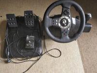 Logitech G25 Driving Force pro