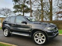 Aug 2006 BMW X5 3.0d Sport 5dr Auto, £5610 of Extras! Full MOT