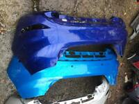 Genuine Ford Fiesta and focus rear bumper all years and colour can deliver