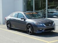 2015 Honda Accord Touring V6 259$/2 sem loc 48 mois