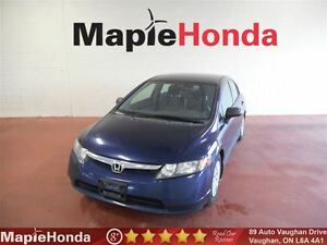 2006 Honda Civic DX-G| With Power Group Options!