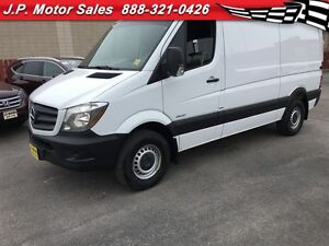 2016 Mercedes-Benz Sprinter 2500, Cargo Van, Back Up Camera, Die