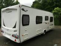 Lunar Clubman SB 4 berth with 11 Twin Beds Caravan