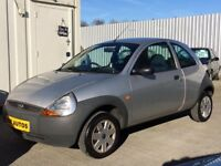 05 Ford KA 1.3i [70] - MOT June - Only 68,000 Miles - 1 Former Keeper - Ideal 1st Car - PX WELCOME