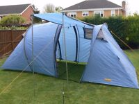 tent 4 person Halford make*** NOW SOLD***