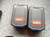 Vax vacuum battery