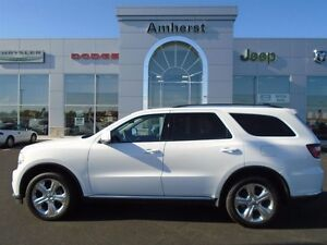 2015 Dodge Durango LIMITED AWD DVD System/7 Passenger