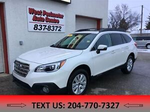 2016 Subaru Outback 2.5i Touring Package w/Technology