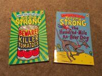 Jeremy Strong children's books