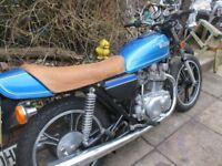 suzuki gsx 400cc motorbike great bike nice old classic motorcycle 1978