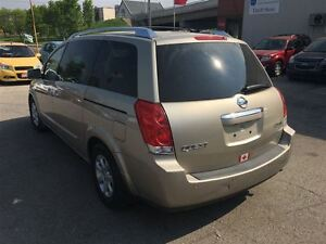 2007 Nissan Quest SL 3.5; DVD, Rear AC & More London Ontario image 3