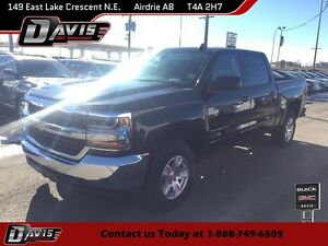 2016 Chevrolet Silverado 1500 HEATED SEATS, WIRELESS CHARGING...