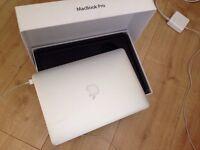 "MacBook Pro, Retina 13"" - 2.4 GHz Core i5 - 8GB RAM"