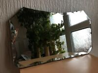 Quality vintage mirrors for lilving room bed room conservatory.