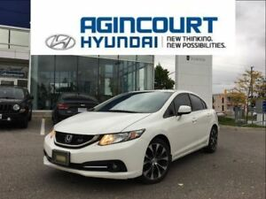 2013 Honda Civic Si/NAVI/SUNROOF/EXT WARR/OFF LEASE