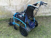 TGA Strongback Wheelchair & TGA Electric Power Pack Powerpack For Disabled WAV Ramps