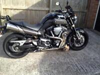 Yamaha mt01 2009/59