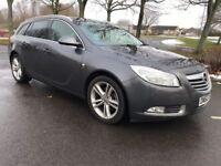 Vauxhall insignia diesel px welcome at trade