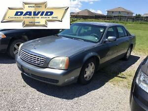 2003 Cadillac DeVille Base, AS TRADED