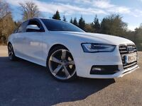 Audi A4 S-line Black Edition 177 BHP Sat Nav