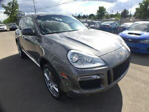 2008 Porsche Cayenne TURBO/ ALBERTA VEHICLE/ NO ACCIDENTS