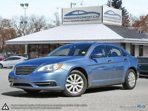 2011 Chrysler 200 LX Low KMs Check it out!