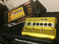 Line 6 DM4 - Programmable Distortion Modeling Guitar Pedal - Boxed BARGAIN PRICE!