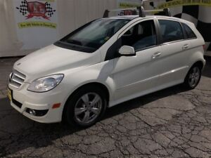 2010 Mercedes-Benz B-Class 200, Automatic Steering Wheel Control