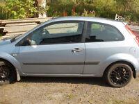 Ford Fiesta Zetec - Swap/sell
