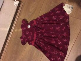Girl dress brand new 6-9 months