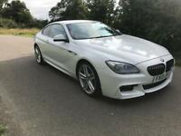 BMW 640D M SPORT 2013 TOP SPEC LOW MILES