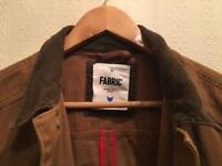 Fabric Medium brown jacket