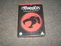 complete thunder cats dvd box set