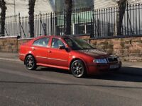 2002 Skoda Octavia Laurin and Klement 1.9 TDI, Full Service History, Low Mileage, Full MOT!