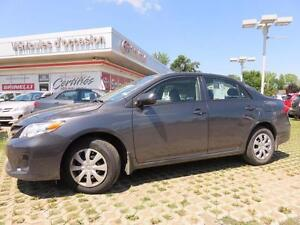 2013 Toyota Corolla D PKG!!! ROOF-HEATED SEATS -BLUE TOOTH