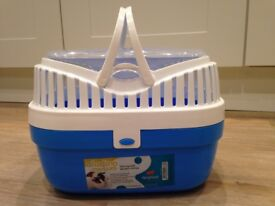 Pet Carrier for small animal - excellent condition