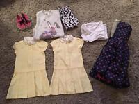 Girls Bundle Size 5-6