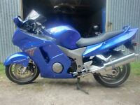In excellent condition. Bike currently sorned . I will licence and mot for buyer. Call : 07753278597