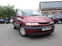 renault space automatic 7 seater