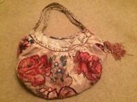 Monsoon Accessorize flower pattern bag