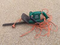 QUALCAST ELECTRIC. HEDGE. TRIMMER