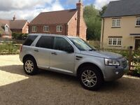 Land Rover Freelander 2 2.2 TD4 HSE 5 dr - Superb condition, Top spec, Full service history