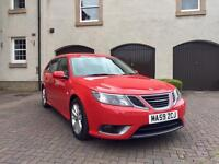 SAAB 9-3 1.9tid 150BHP TURBO EDN EST - ONLY 47000 MLS / 1 PREVIOUS OWNER / FULLY DOCUMENTED HISTORY]
