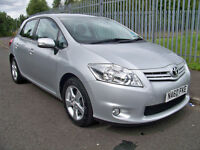 2010 Toyota Auris * Very Low Miles * Full Service History * 11 Months MOT