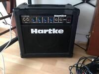 Hartke amplifier