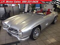 1955 Mercedes-Benz 300SL Automatic, Convertible, Replica,