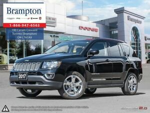 2017 Jeep Compass SPORT 4X4 | 6.5 IN TOUCHSCREEN | NAV | BACKUP