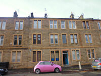 Immaculately presented 1 bed unfurnished flat now available in Anniesland, Crow Road (REF 518)