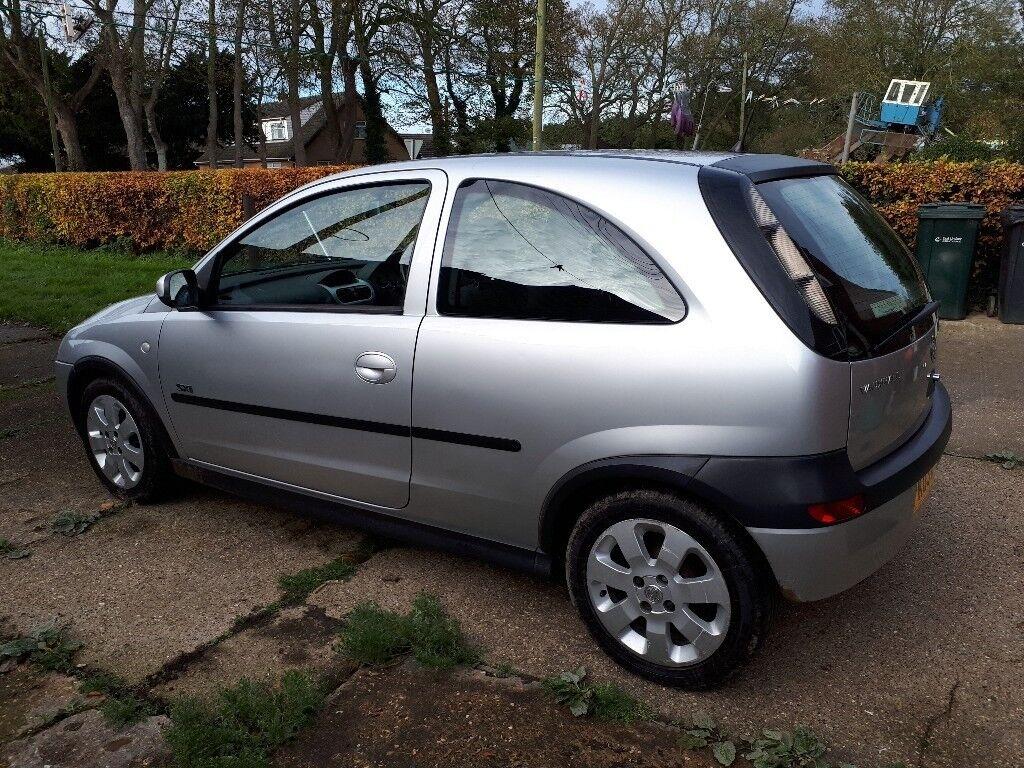 Vauxhall Corsa 2003 1.2l 85,000 miles