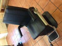 Takara Belmont MAC 150e Electric Hair Dressing Chair